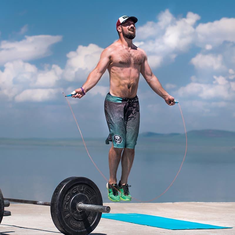 Комплекс упражнений на кроссфит тренировке в Sprut Summer Camp
