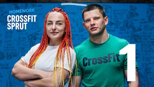 Тренировка CrossFit Sprut Homework 1