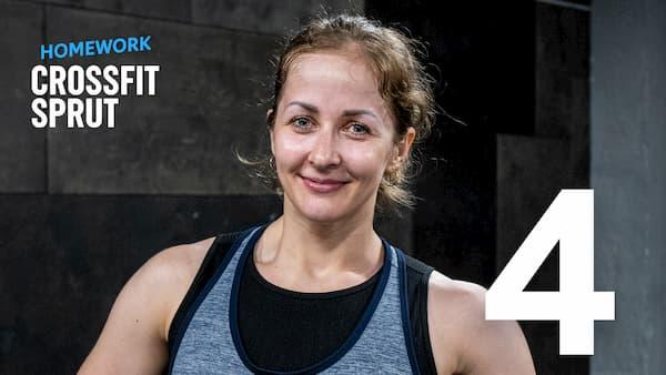 Тренировка CrossFit Sprut Homework 4