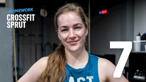 Тренировка CrossFit Sprut Homework 7