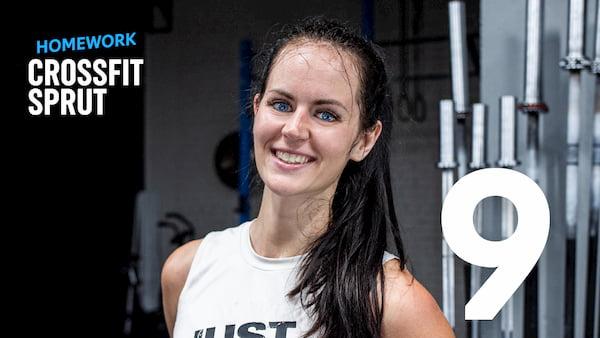 Тренировка CrossFit Sprut Homework 9