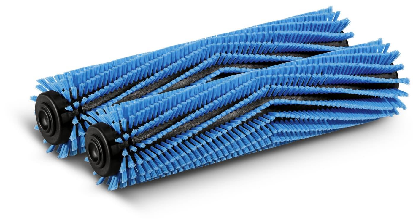 Синие щётки Karcher