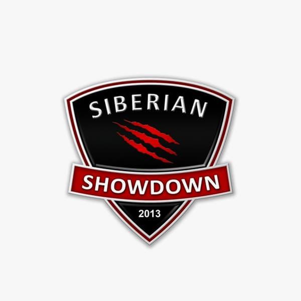 Логотип Siberian Showdown 2013