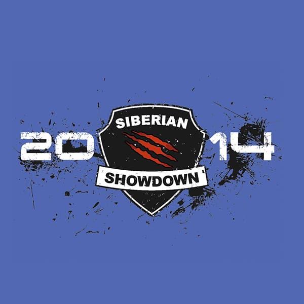 Логотип Siberian Showdown 2014