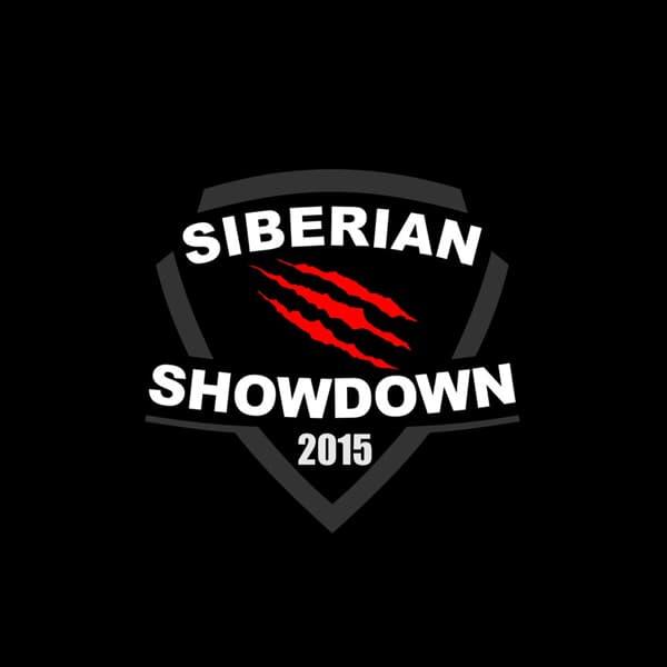 Логотип Siberian Showdown 2015