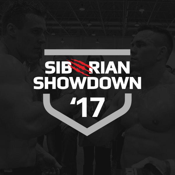 Логотип Siberian Showdown 2017