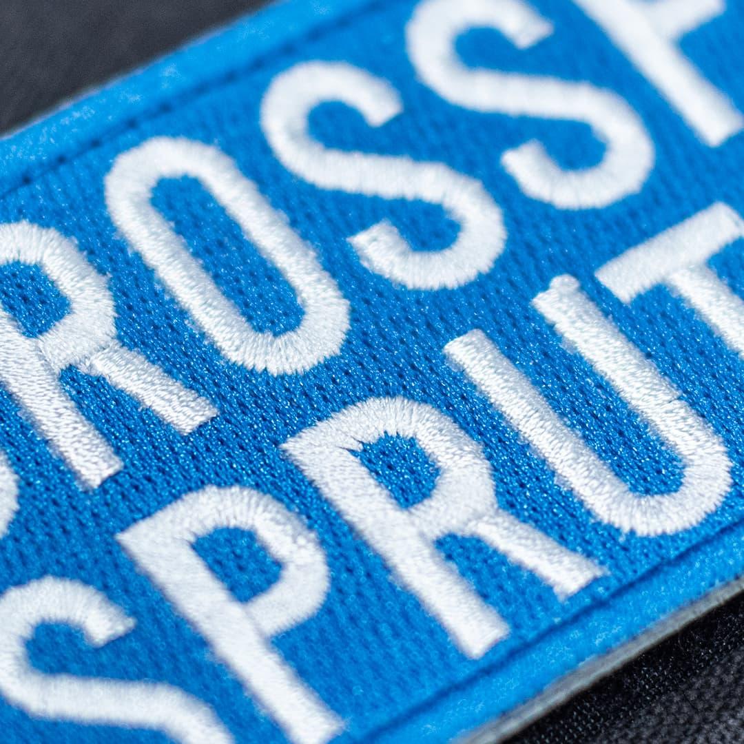 Патч на липучке CrossFit Sprut
